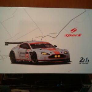 1/18 diecast Spark Aston Martin #95