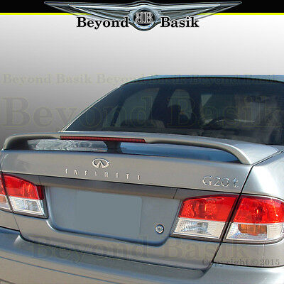For 1999-2002 Infiniti G20 Factory Style Rear Trunk Spoiler Wing Tail UNPAINTED Infiniti G20 Trunk