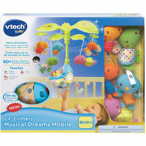 Vtech Lil Critters Musical Dreams Mobile
