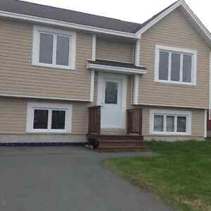 3 bdrm main floor house for rent in new subdivision in Paradise
