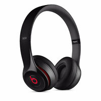 Brand New Beats Solo 2 by Dr. Dre in Black and Red