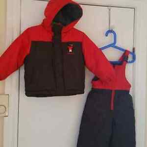 Snowsuit - Boys - Size 2T