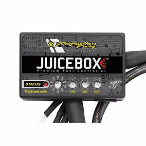 2004-2009 Yamaha FZ6 Two Brothers Juice Box Pro Fuel Commander F