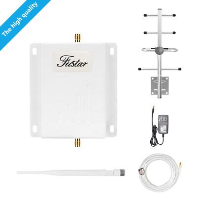 Cellular Signal Booster Att Cell Phone 4G Lte 700Mhz Band12 17 Antenna For Home