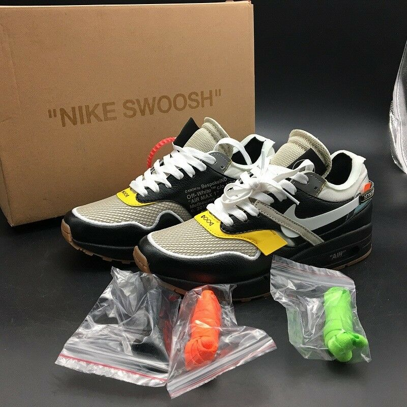 a0bf0827d81 Nike Air Max 1 x Off White -Virgil Abloh BespokeIND - Off-White Virgil Abloh