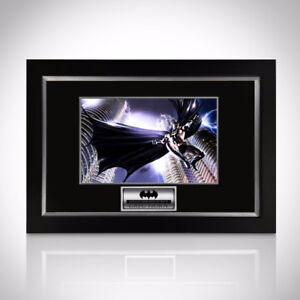 RARE-T Exclusive BATMAN FLY OVER GOTHAM PRINT SIGN BY GREG HORN