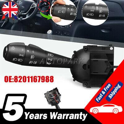 For Dacia Logan Sandero Steering Column Stalk Indicator Light Switch 8201167988