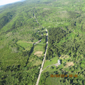 250 ACRES OF WOODLAND FOR SALE QUIRK ROAD NEAR SUSSEX, NB