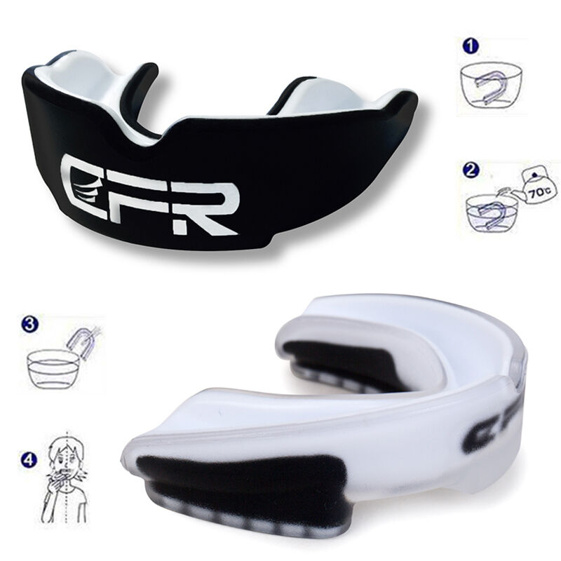 Adult Boxing Basketball Sports Teeth Protecter Shield Mouthg