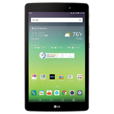 "LG G Pad X 8"" V520 - 32GB ( WIFI + 4G LTE) AT&T GSM Android Tablet"