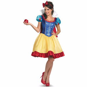 XL Adult Snow White costume. Size 18-20