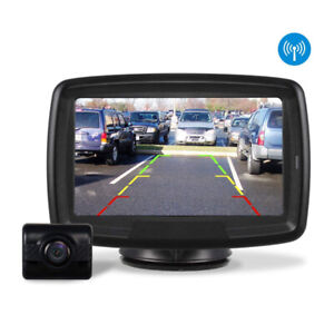 AUTO-VOX TD-2 Digital Wireless Backup Camera Kit | Brand New |