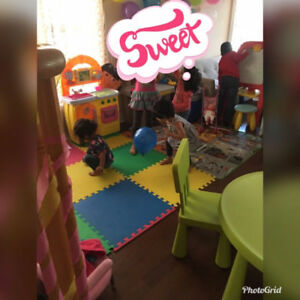 Childcare available in Milton (FULL TIME SPOT AVAILABLE )