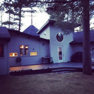 Muskoka Cottage Winter Getaway  - Available-