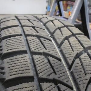 Blizzak winter tires.  185/65/14. London Ontario image 1