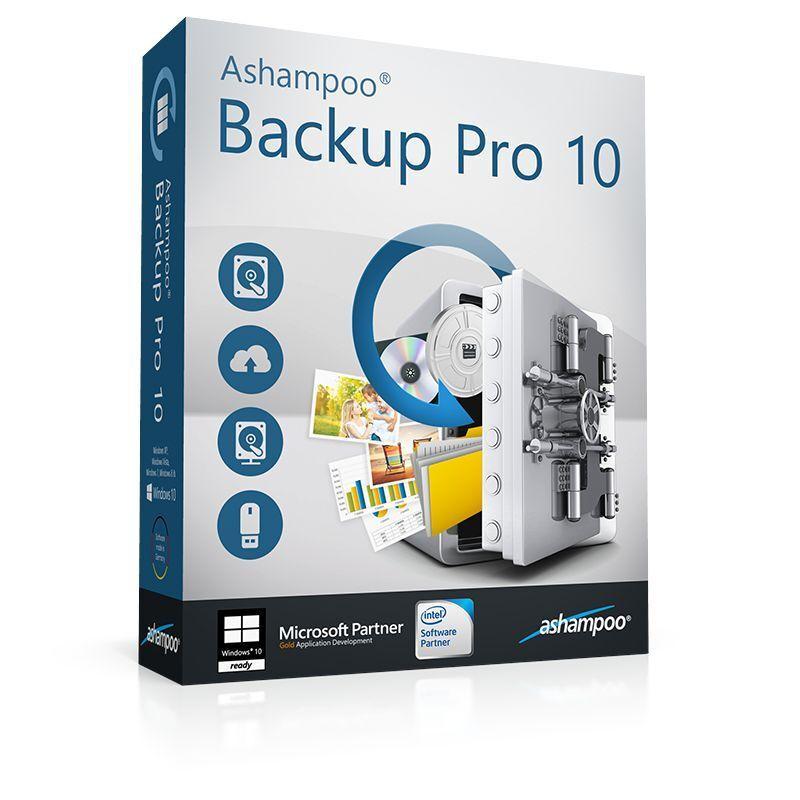 Ashampoo Backup Pro 10 deutsche Vollversion ESD Download nur 9,99 statt 39,99 !