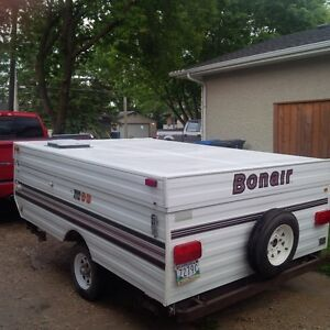 1993 Bonair850 Tent Trailer for Rent