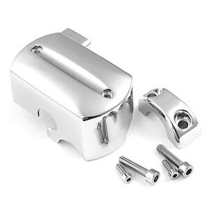 Chrome BRAKE MASTER CYLINDER COVER FOR Yamaha V-Star XVS 650 1100