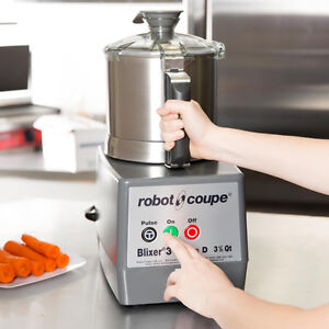 Robot Coupe Blixer 3 Single Speed Food Processor with 3.5 qt. Kitchener / Waterloo Kitchener Area image 1