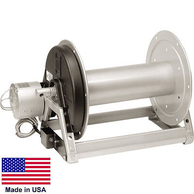 Pressure Washer Sprayer Electric Hose Reel - 400 Ft 38 Or 300 Ft 12 Id 12v