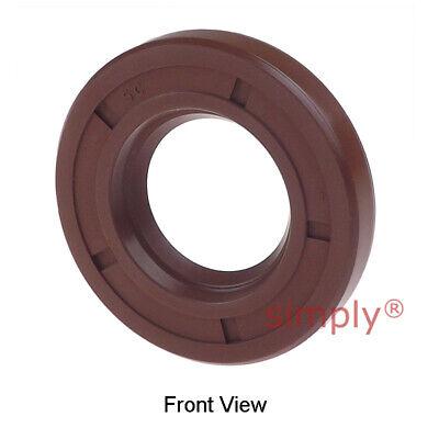 43x75x10mm Sc R21 Single Lip Fkm Fluoroelastomer Metric Rotary Shaft Oil Seal
