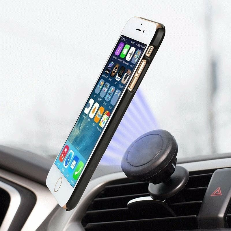 AILUN 2Pk Car Mount Magnetic Air Vent Phone Holder iPhone 7