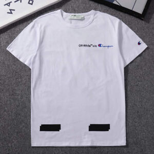 OFF_White X Champion Tee Size Large