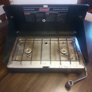 Coleman Folding Propane Cooking Stove Model 5430B700C