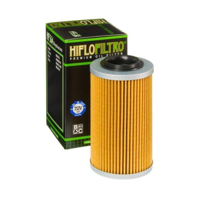 Hiflo Motorcycle Oil Filter HF564