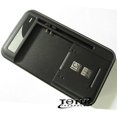 Universal External Dock Home GK40 Battery Charger for Motorola Moto E4  Battery Home Battery Charger