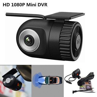 HD Car DVR Video Recorder Dash Cam Night Vision Vehicle Camera Home CCTV System
