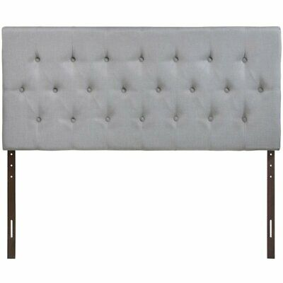 Clique Headboard by Modway Gray King