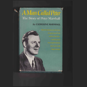 1951 book: A MAN CALLED PETER by C. Marshall