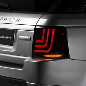 GLOHH GL-3X Rear Light Smoked