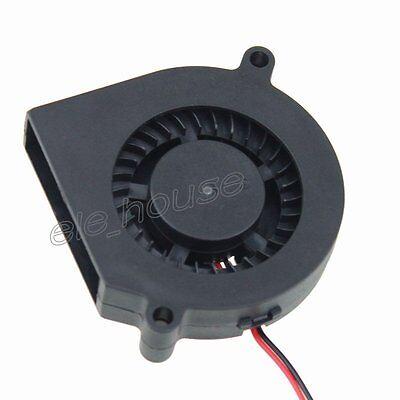 50lots 60mm 15mm Dc Blower Fan 12v 2pin Pc Cpu Cooling Fan Heatsink Exhaust Fan