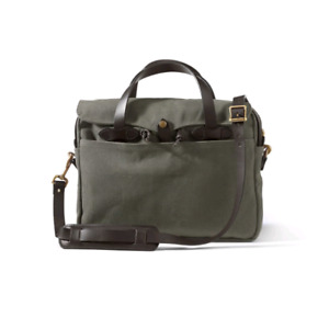 Filson original briefcase in otter green-or trade for a duffle