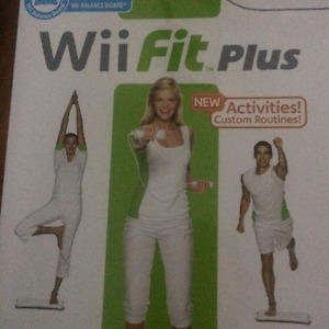 Wii Fit Plus avec Balance Board