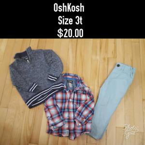 Adorable OshKosh Outfit