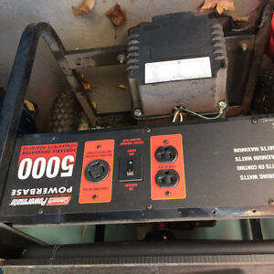 Generator for sale West Island Greater Montréal image 1