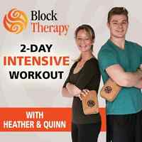 Fluid Isometrics Block Therapy 2-Day Intensive Workout