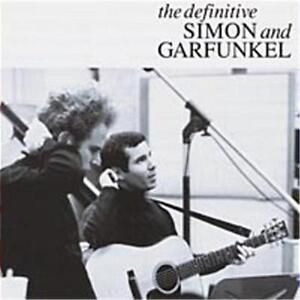 SIMON AND GARFUNKEL DEFINITIVE CD NEW