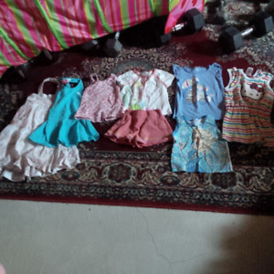 Like-new! 4T Spring/Summer Clothing