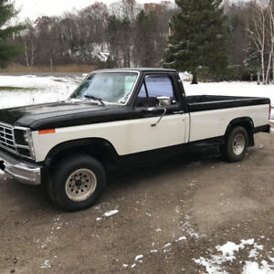1981 Ford F150 - Reduced to 3000 for Quick Sale