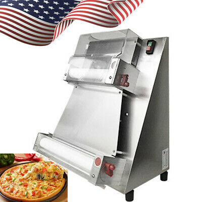 Automatic Pizza Bread Dough Roller Machine Pizza Making Machines Dough Sheeter