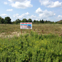 Build Your Dream Home On 3.30 Acres Land in Stouffville