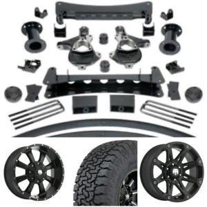 "09-18 Ford F150 6"" Lift Kit package"