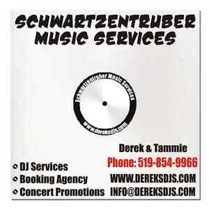 SCHWARTZENTRUBER Music Services - DJ London Ontario image 4