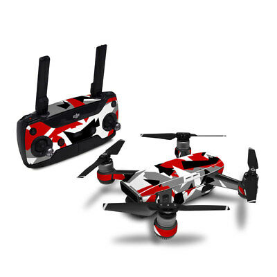 DJI Hint Wrap - Signal by Drone Squadron - Sticker Skin Decal