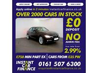 Bmw 3 Series 318D Luxury Saloon 2.0 Manual Diesel LOW RATE FINANCE AVAILABLE