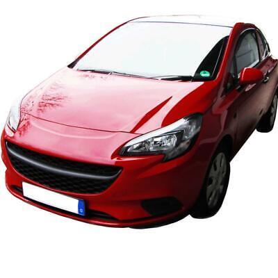 Kühlergrill Frontgrill Gitter Opel Corsa D Facelift Bj 11-14 schwarz